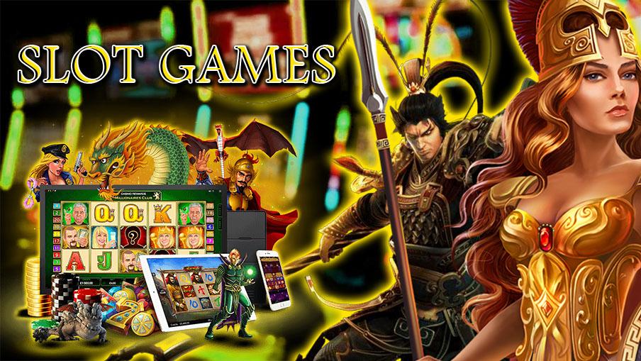 Fakta Games Slot Online Dapat Benar-benar Hebat Dan menarik Untuk Dimainkan