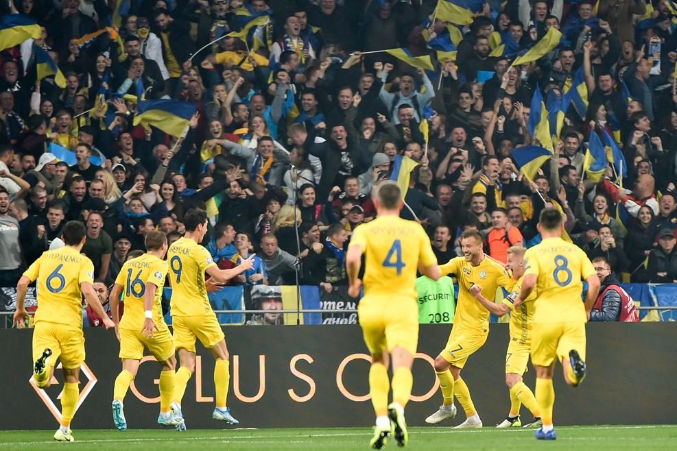 Tim nasional Ukraina