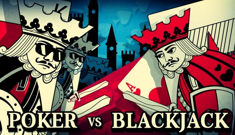 Poker vs Blackjack: Mana yang Lebih Baik untuk Dimainkan?